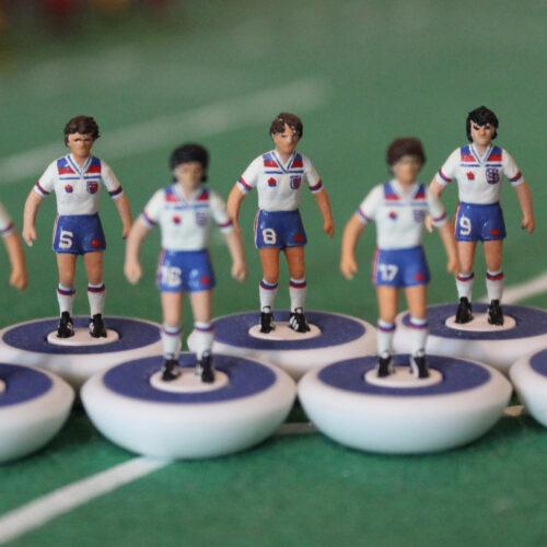 Inghilterra 1982 Squadra Subbuteo