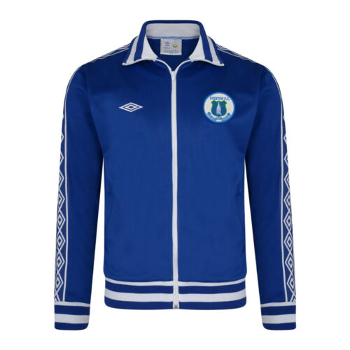 Everton 1981-82 Retro Football Track Top