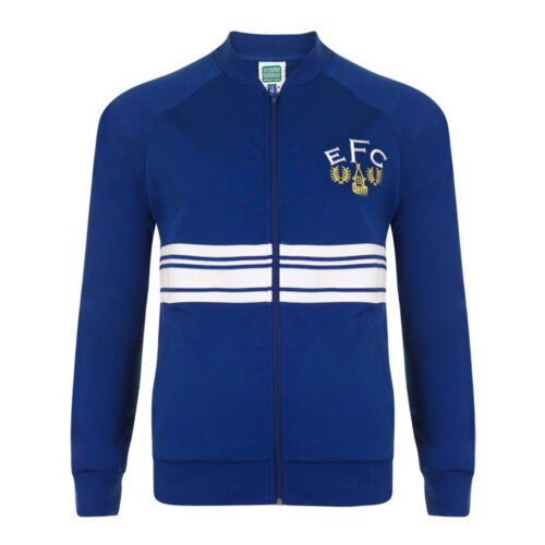 Everton 1983-84 Retro Football Track Top