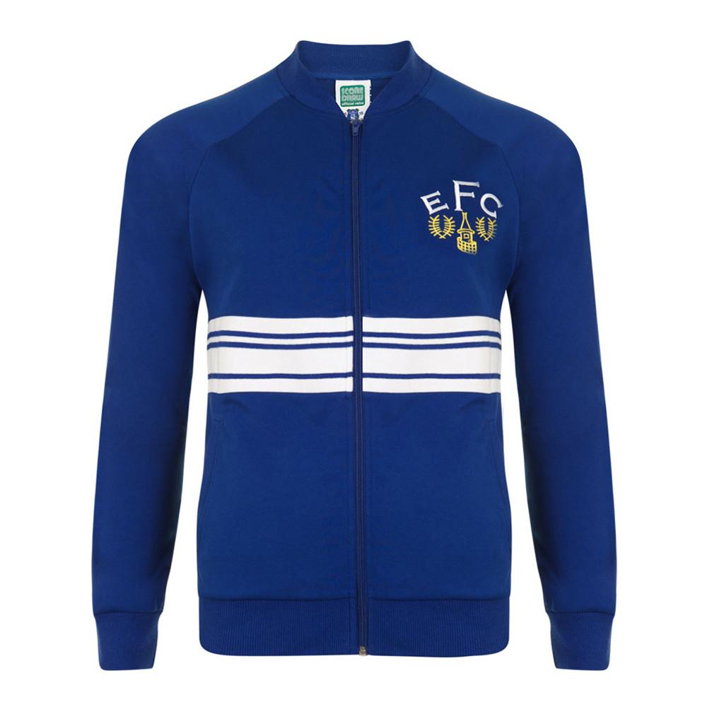 Everton 1983-84 Chaqueta Retro Fútbol