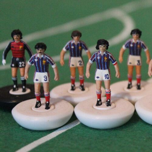 Francia 1982 Squadra Subbuteo