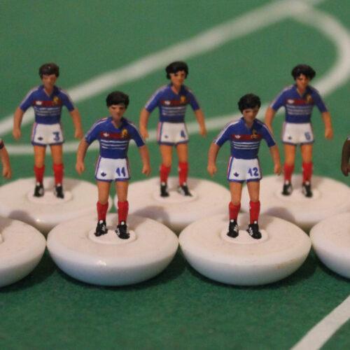 Francia 1984 Squadra Subbuteo