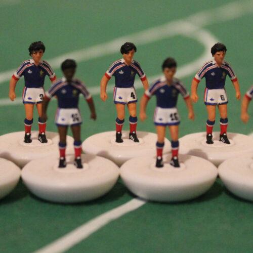Francia 1986 Squadra Subbuteo