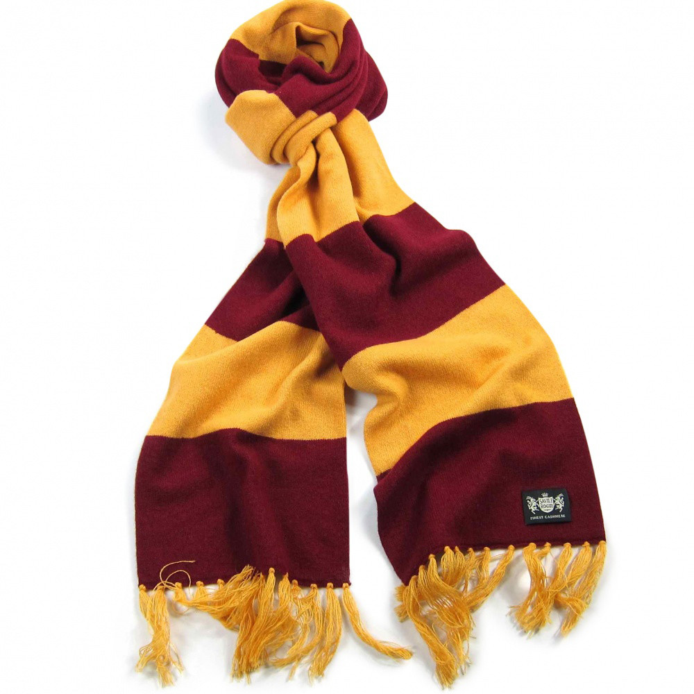 Giants Deluxe Cashmere Scarf