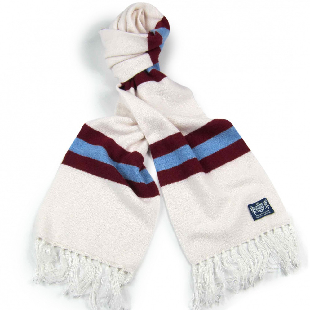 Grovers Hattrick Cashmere Scarf