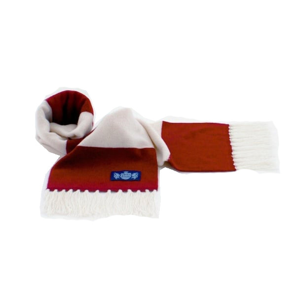 Cherries Deluxe Cashmere Scarf