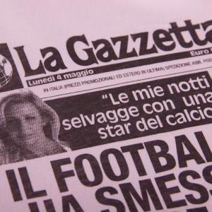 Gazzetta della Copa Maglietta Casual