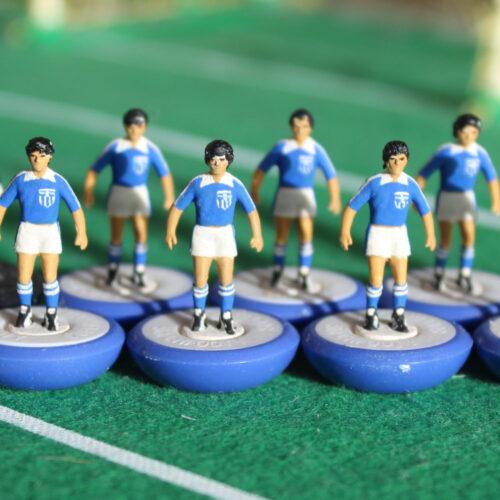 Greece 1980 Away Subbuteo Team
