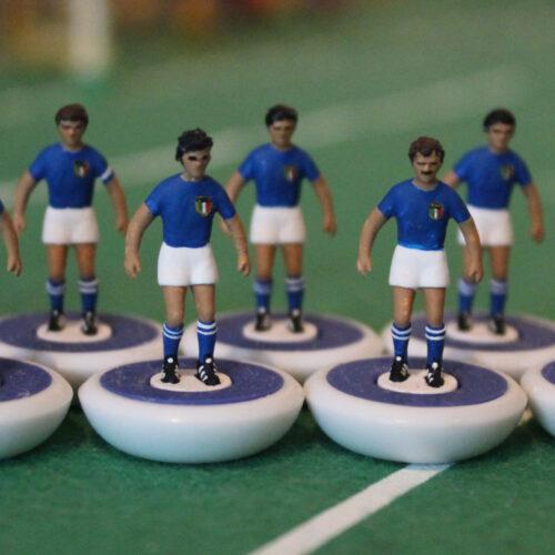 Italia 1970 Squadra Subbuteo