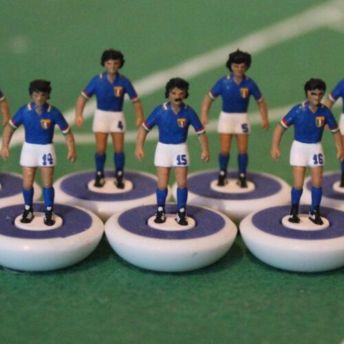 Italia 1982 Equipo Subbuteo