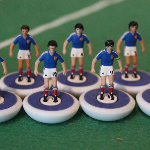 Yugoslavia 1974 Equipo Subbuteo