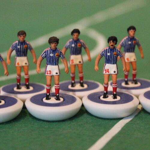 Yugoslavia 1982 Equipo Subbuteo