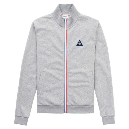 Essentiel Grey Casual Track Top