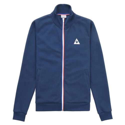 Essentiel Navy Casual Track Top