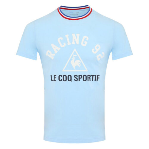 Racing Club Maglietta Casual Celeste