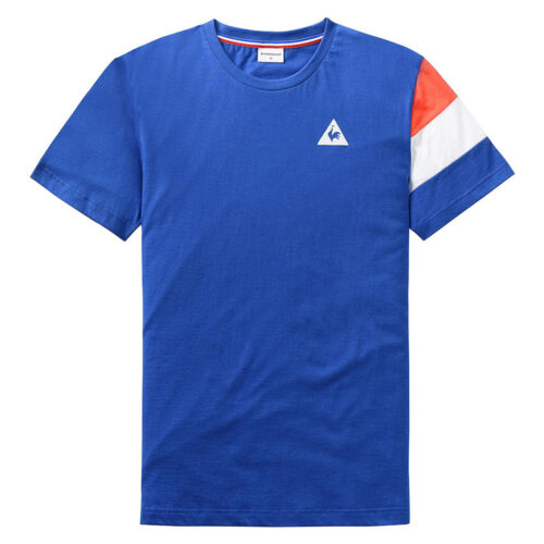 Tricolore Casual T-shirt Royal