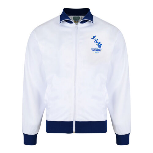 Leeds United 1971-72 Veste Rétro Foot