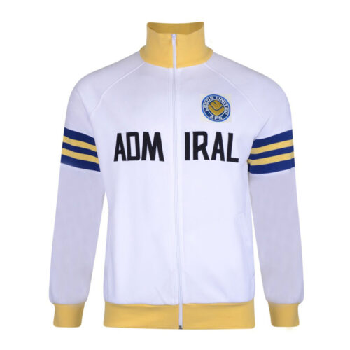 Leeds United 1977-78 Retro Football Track Top