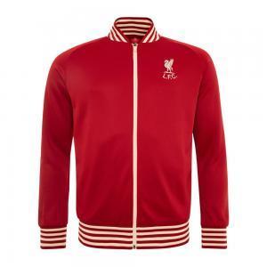 Liverpool 1972-73 Retro Football Track Top