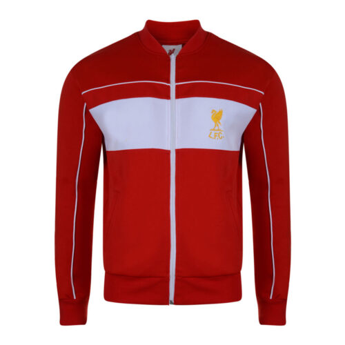 Liverpool 1983-84 Retro Football Track Top