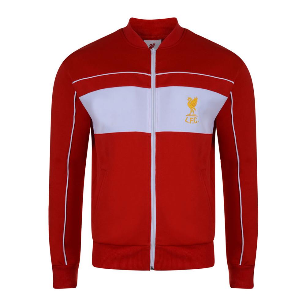 Liverpool 1983-84 Chaqueta Retro Fútbol