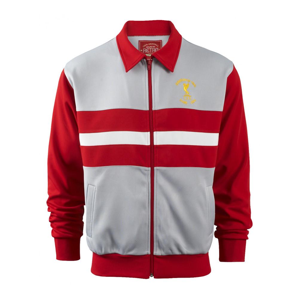 Liverpool 1983-84 Giacca Calcio Storica