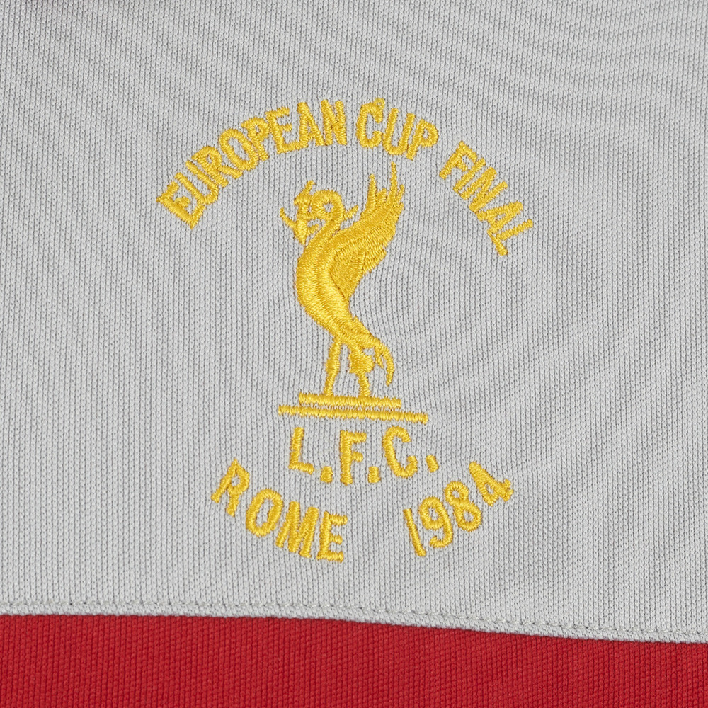 Liverpool 1983-84 Giacca Storica Calcio EC