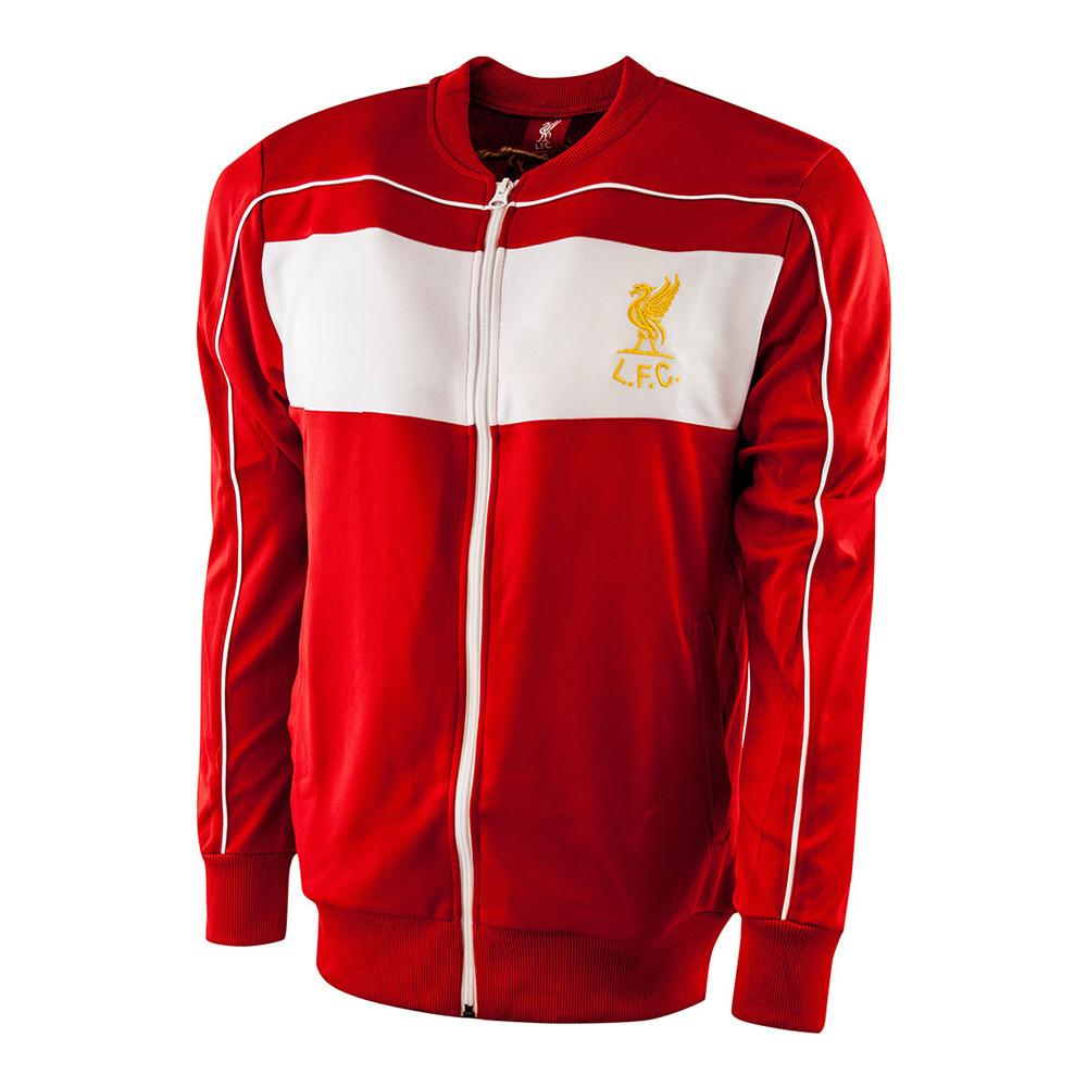 Liverpool 1984-85 Giacca Storica Calcio