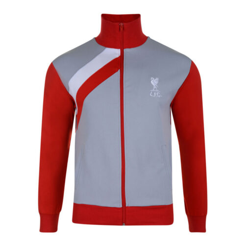 Liverpool 1985-86 Retro Football Track Top