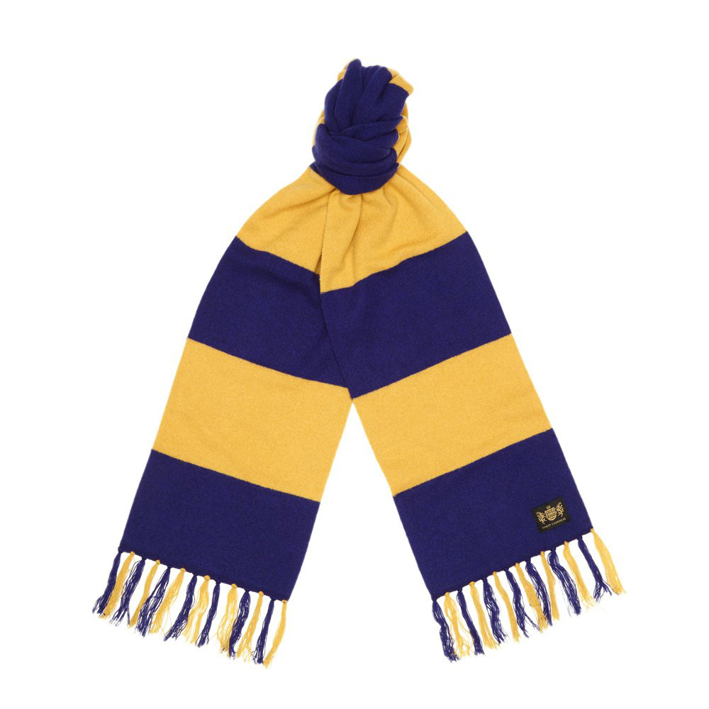 Warriors Deluxe Cashmere Scarf