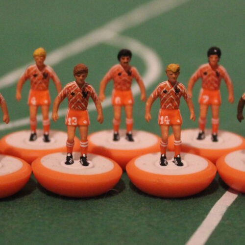 Holanda 1988 Equipo Subbuteo