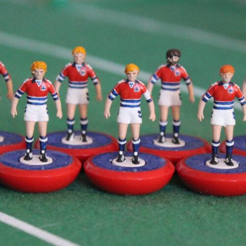 Norvegia 1988 Squadra Subbuteo