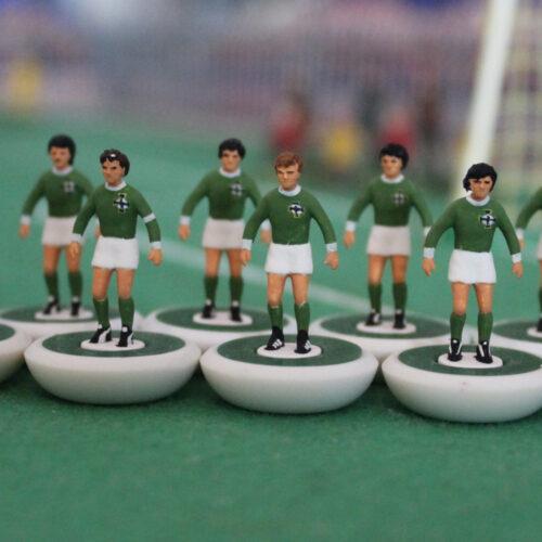 Irlanda del Nord 1971 Squadra Subbuteo