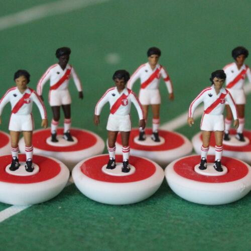 Peru 1978 Subbuteo Team