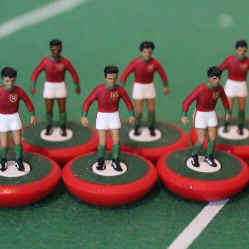Portugal 1966 Equipo Subbuteo