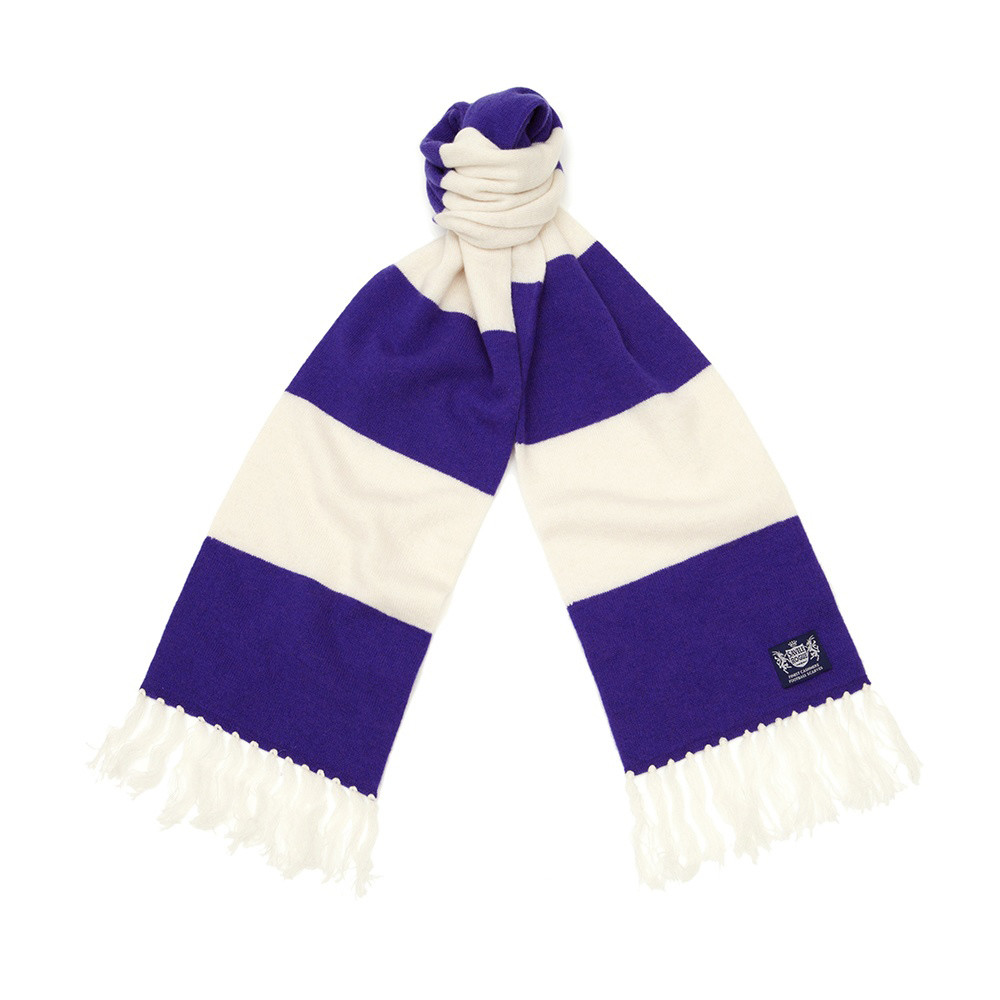 Lions Deluxe Cashmere Scarf