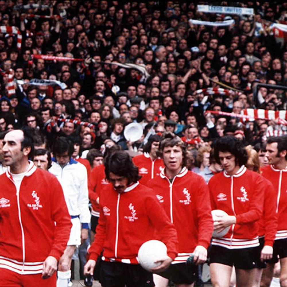 Sunderland 1972-73 Giacca Storica Calcio
