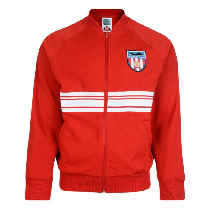Sunderland 1982-83 Giacca Storica Calcio