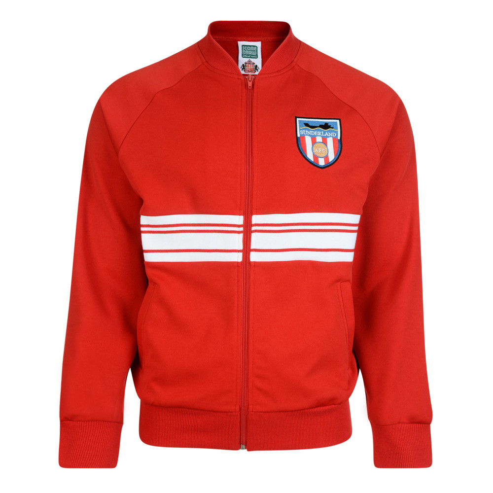 Sunderland 1982-83 Veste Rétro Foot