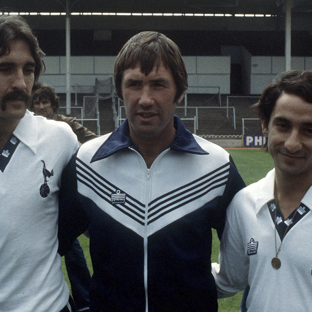 timeless design 6c817 fb2a6 Tottenham Hotspur 1978-79 Retro Football Track Top