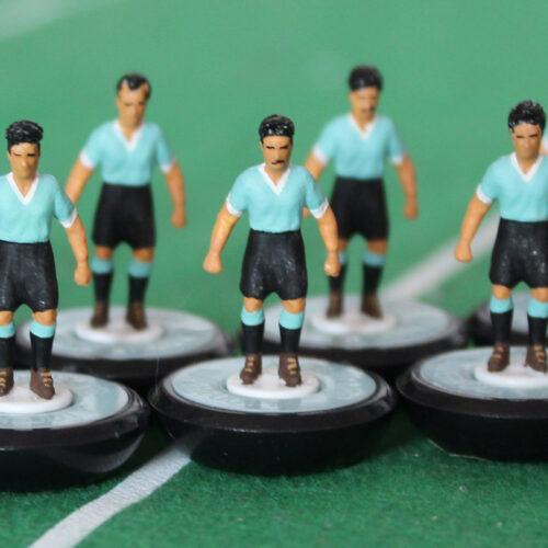 Uruguay 1950 Equipo Subbuteo