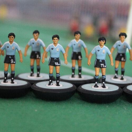 Uruguay 1980 Subbuteo Team