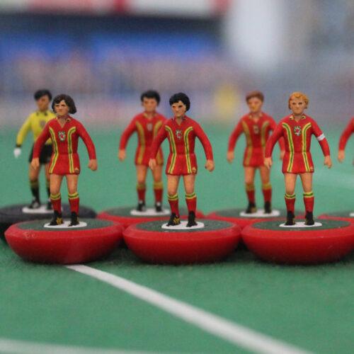Galles 1977 Squadra Subbuteo