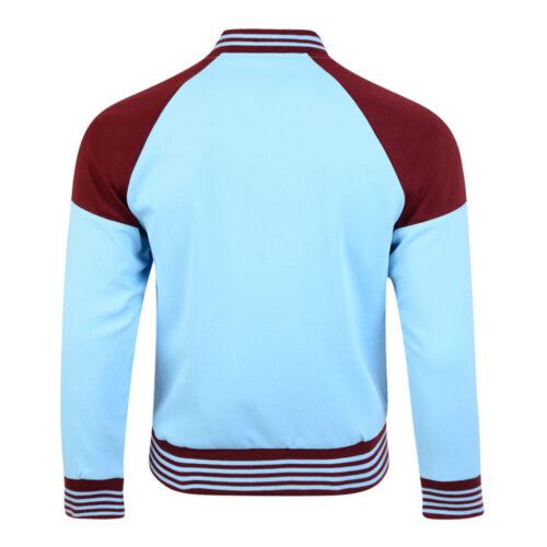 West Ham United 1979-80 Giacca Storica Calcio