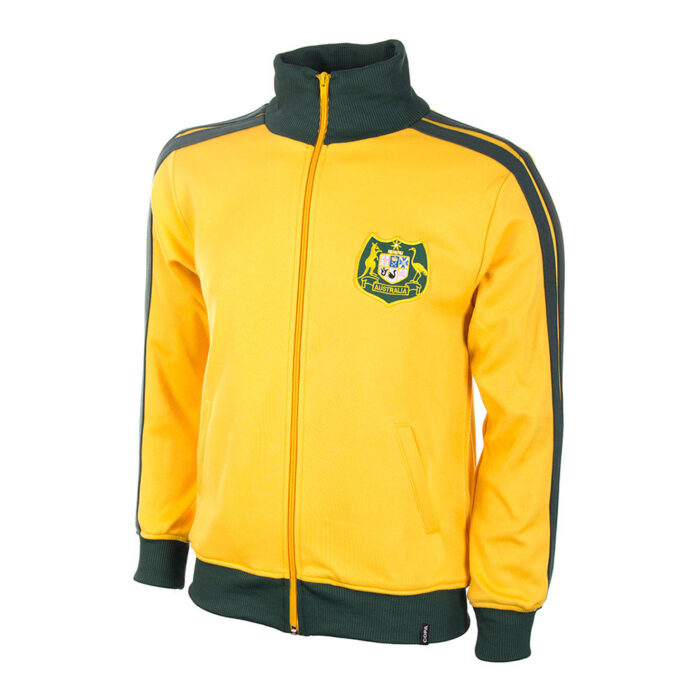 Australia 1974 Retro Football Track Top