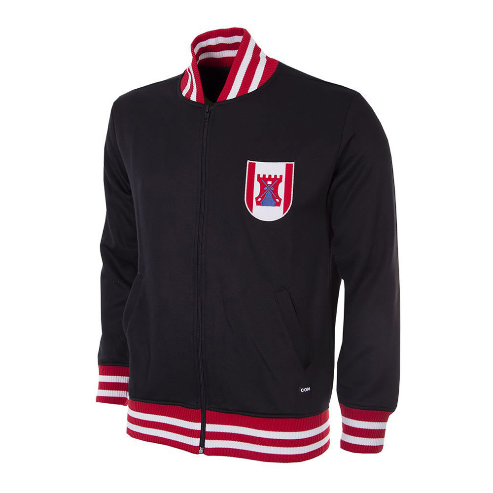 AZ 67 Alkmaar 1967-68 Retro Football Track Top
