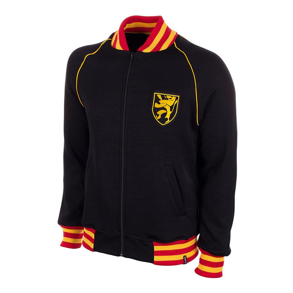 Belgium 1952 Retro Football Track Top