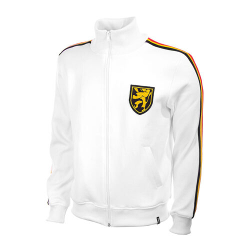 Belgium 1972 Retro Football Track Top