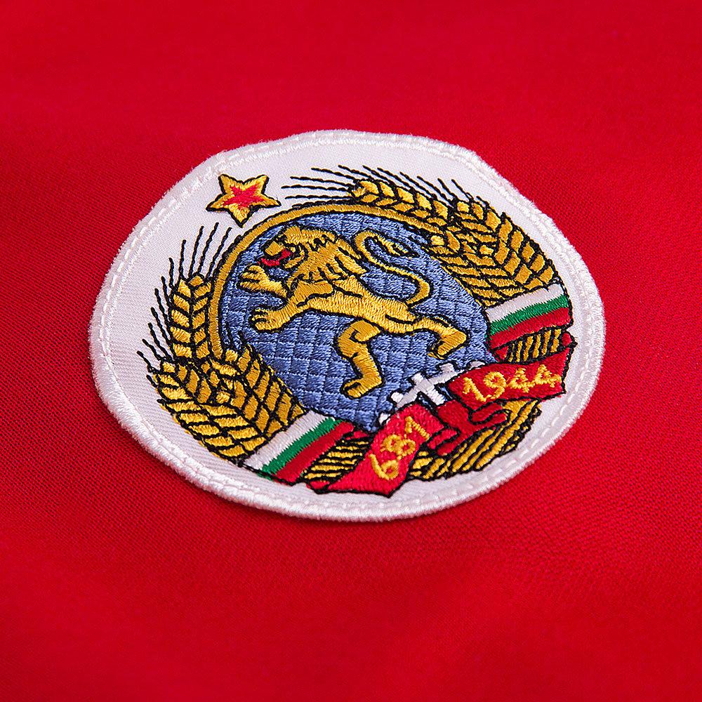 Bulgaria 1974 Giacca Storica Calcio