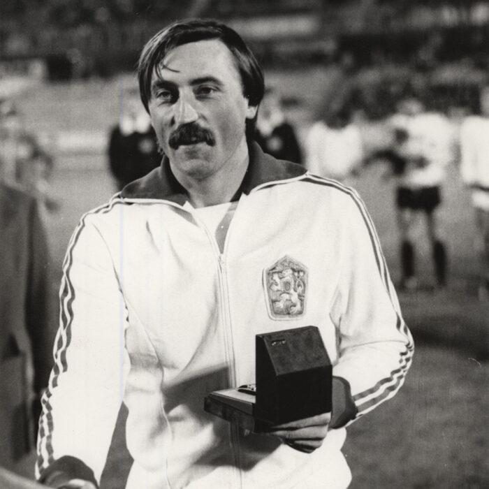 Cecoslovacchia 1980 Giacca Storica Calcio